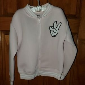 NWOT Mickey Mouse Sweatshirt with mouse logo